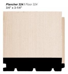 # PLANCHER 324